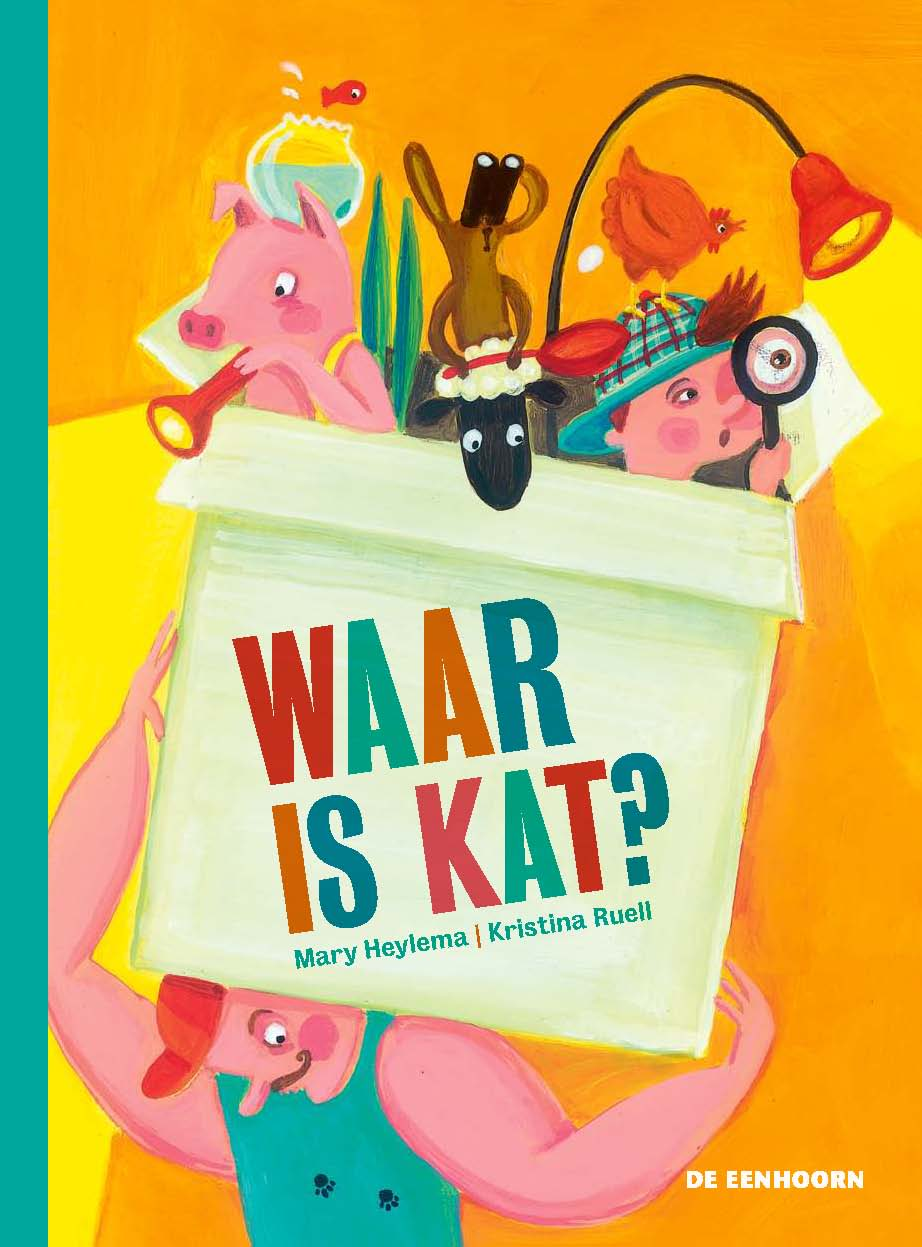 Waar is kat cover